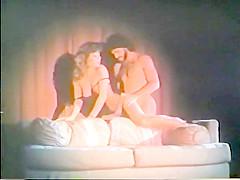 Nick Niter in Raffles(1985)with Desiree Lane, Karen Summer, Francois Papill