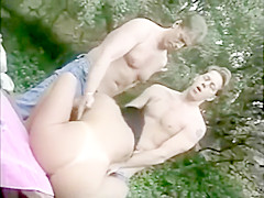 Hank Armstrong, Anna Malle,John Decker 3way DP from Sex Southern style 1999