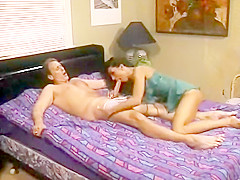 Hank Armstrong & Anna Malle in Wild Widow, longer, better quality