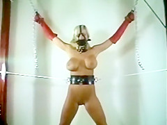 Bound in Leather Gloves and Boots