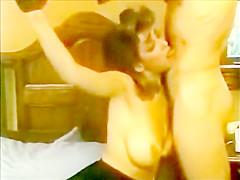 Christy Canyon Smokes Then Fucks