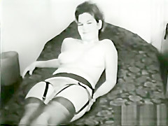 Softcore Nudes 502 50's and 60's - Scene 8