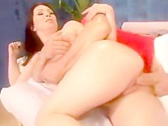Hairy hot milf massage.