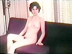 Softcore Nudes 602 1960's - Scene 5