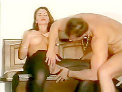 Veronika Zemanova handjob