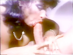 Vanessa Del Rio sucks big cock VHSrip