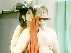 Hank Armstrong with dominant Jeanna Fine