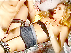 Absolute doll of a milf gets fucked and jizzed