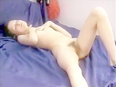 Young Teen Masturbates