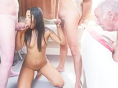 Riley-old double penetration xxx guy bondage hot vintage