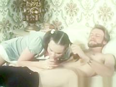 Retro Pornstars Showing Their Stuff