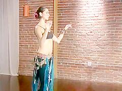Tribal Fusion Bellydance with Rachel Brice