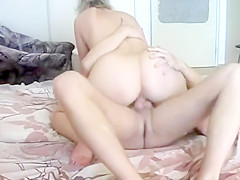 SEX WITH MATURE WOMAN!