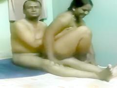 NORTH INDIAN calcutta VILLAGE desi milf OLD Mature horny COUPLE OIL MASSAGE