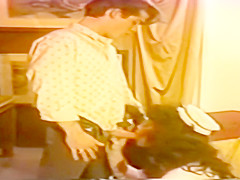Vintage Tranny Maid Stockings