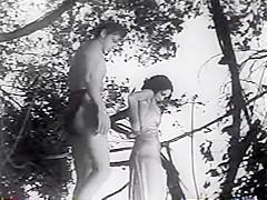 Maureen O'Sullivan Nude Swimming