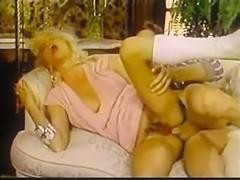 Young Bunny Bleu vintage anal