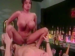 Heather Lee Fucks a Bartender