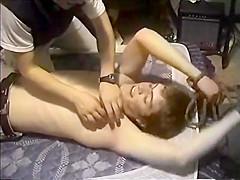 Dorm Room Tickling FF/M Long Version