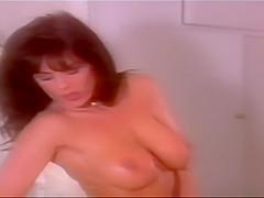 Teresa May Strips in Bedroom