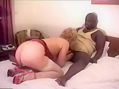 RETRO - Busty Mature Enjoys Big Black Cock In Hotel - more on onlineporn.ml