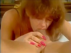 Porn Star Aja sucks off Peter North