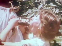 Astonishing sex scene Vintage check uncut