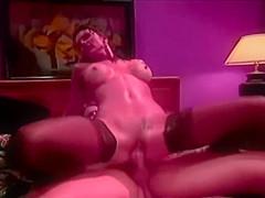 Astonishing sex scene Big Tits crazy show