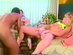 Ebony Ivory - Fade to Black (Late 70s, Early 80s) FULL Vintage Porn Film