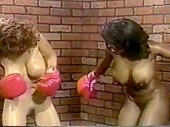 Interracial Boxing Beat Down 1