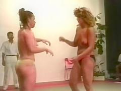 DWW Champ Manuela meets her Nemisis