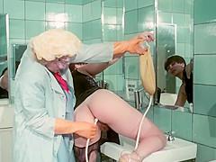 Pretty Peaches (1978) enema scene