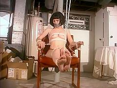 Naked Chair Bondage