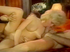 Some great retro scenes with Peter North