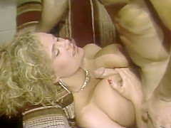 Vintage-Busty Slut wants to be a Showgirl 01-MMF Action