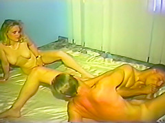 Jay Ashley first bisexual scene