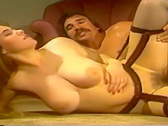 Old man fuck hairy classic babe
