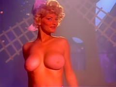colpo grosso 80s italian television striptease dutch style