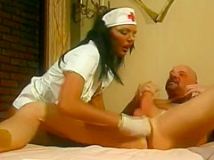 Anna Malle prostate and strapon