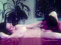 Stepfather Fucks Stepdaughter (1970s Vintage)