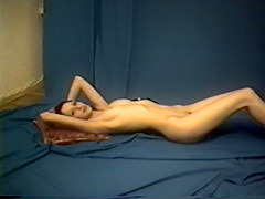 Russian amateur teen girl casting video