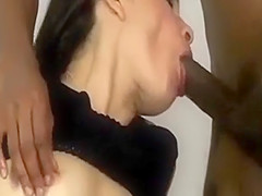 hot girl very hairy with big nipples fucked by big cock