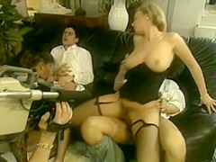 Horny porn movie Group Sex watch just for you