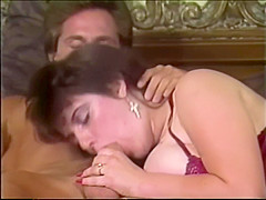 Vintage Big Tit BBW Candye Kane Fucked by Peter North