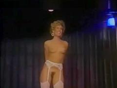 Candie Evans Striptease