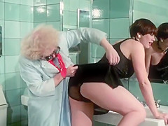 Pretty Peaches - Enema Scene, with Desiree Cousteau