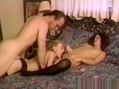 This vintage porn was shot back in the nineties
