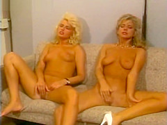 Angela Summers and Brandy Alexandre