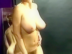 NEW SENSATION - vintage 80's big tits dance