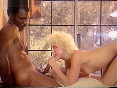 Jeanna Fine and FM Bradley vintage interracial
